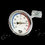 Termometer for kanal