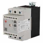 1-Fase mykstarter 230VAC/3KW styrespenning 100-240VAC