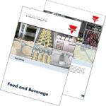 Næringsmiddelindustri. Se våre produkter og løsninger