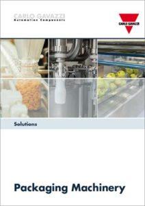 Brosjyre med løsninger for pakke- og forseglingsmaskiner