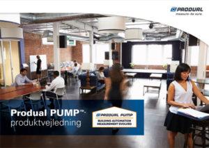 Produal PUMP produktveiledning 2018. Proxima
