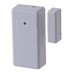 Trådløs magnetsensor for dør og vindu. 1 digital inngang. Kommuniserer med SH2WBUA230 trådløs basestasjon.  + 1 kontaktinngang. Forsyningsspenning: 3V batteri