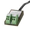 Analog utgangsmodul. Forsyningsspenning: 24VDC. Desentralisert montering. 2 utganger 0-10V