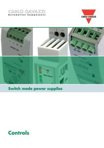 Brosjyre switch mode power supplies