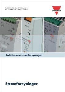 Switch-mode strømforsyninger. Brosjyre 12-2018