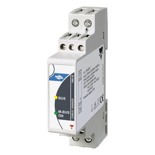 RS485 Modbus til M-Bus adapter for EM210 og EM26.