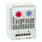ZR011 dobbel termostat fra Stego